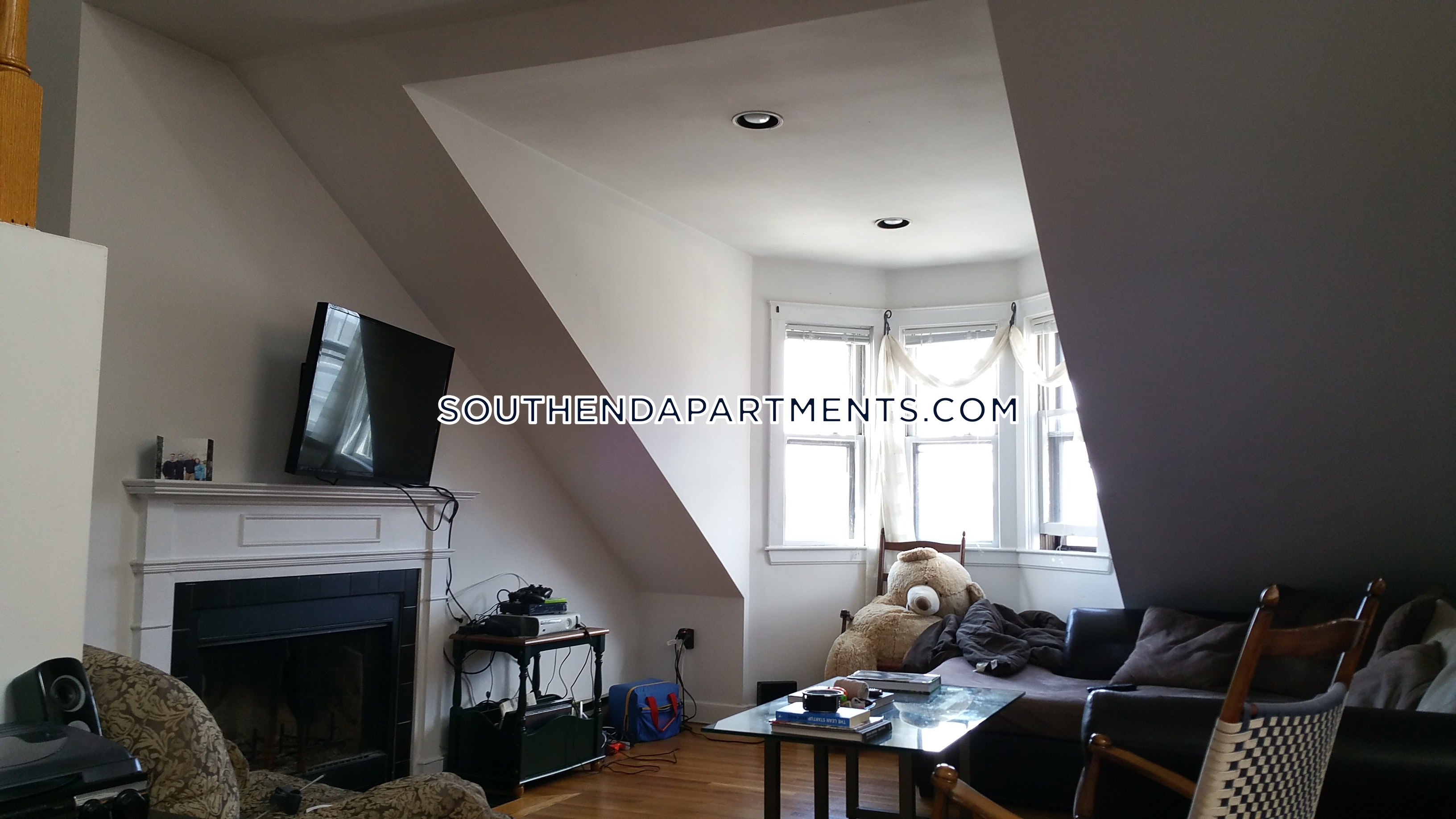 Super South End Apartment For Rent 3 Bedrooms 1 Bath Boston 4 000 Beutiful Home Inspiration Ommitmahrainfo