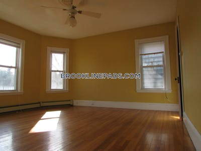 Brookline Apartment for rent 3 Bedrooms 1 Bath  Chestnut Hill - $2,400