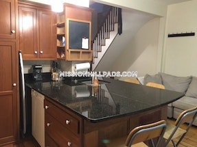 3 Beds 2 Baths - Boston - Mission Hill $4,500