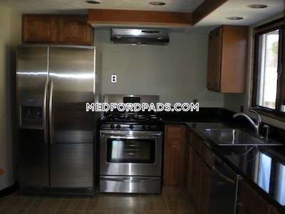 Medford Apartment for rent 4 Bedrooms 2 Baths  Tufts - $3,700